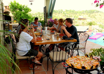 Personal Chefs at El Madroñal - Marbella