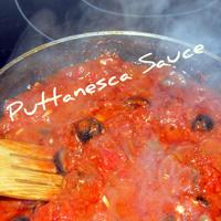 Spaghetti Alla Puttanesca Sauce