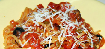 Mediterranean Italian Puttanesca Sauce