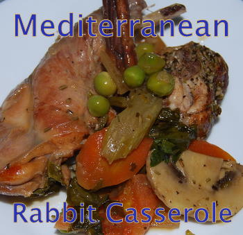 Healthy Rabbit Stew Recipe