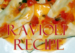 Ravioli Recipe - Luxury Seafood