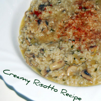 The Basic Italian Risotto Recipe