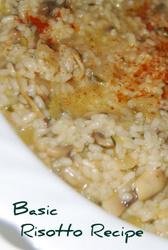 Mediterranean Diet Risotto Recipe