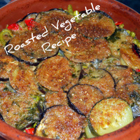 A Mediterranean Roasted Vegetable Recipe
