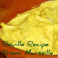 Rouille - Spicy Seafood Sauce