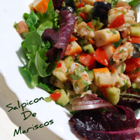 Salpicon de Mariscos Recipe