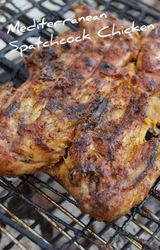 Mediterranean Roasted Chicken Breast Crown Recipe