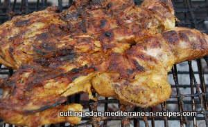 Juicy Mediterranean Spatchcock Chicken