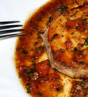 Swordfish Recipe with Tomato Salsa