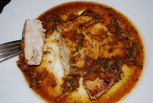 Juicy, Succulent Swordfish Recipe