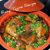 Easy Healthy Tagine Recipe