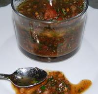 Mediterranean Tomato Salsa