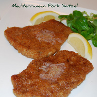 A Mediterranean Pork Tenderloin Recipe