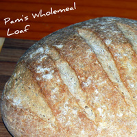 A Mediterranean Brown Bread Recipe