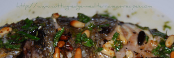 Quick and Easy Wole Fish Recipe