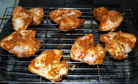 Mediterranean Chicken Wings Recipe