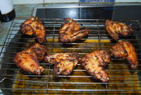 Roasted Chicken Wings Recipe