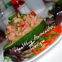 A Great - Healthy - Avocado and Tuna Recipe