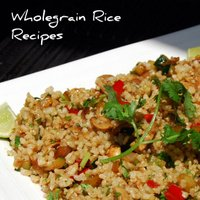 A Mediterranean Brown Rice Recipe