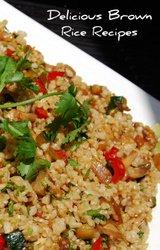 Mediterranean Diet Brown Rice Recipe