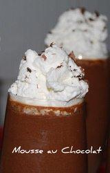 Mediterranean Diet Chocolate Mousse Recipe