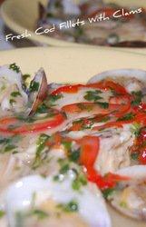 Mediterranean - Cod Recipe