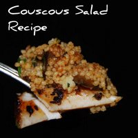 A Great - Healthy - Couscous Salad Recipe