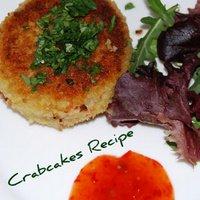 Pam's Famous Crab Cakes Recipe