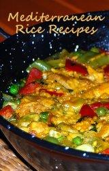Mediterranean Rice Recipes