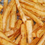 French Fries Straight From the Oil