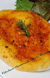 Mediterranean - Homemade Garlic Bread Recipe