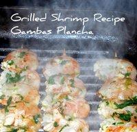 Grilled Shrimp Recipe - Marinated Prawns
