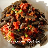 A Mediterranean Macaroni Recipe