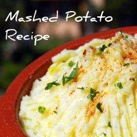 Mediterranean Mashed Potato Recipe