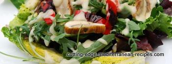Mediterranean Salad Recipe - Our Favorite
