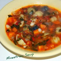 A Great - Healthy - Minestrone Soup Recipe