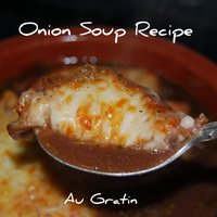 A Great - Healthy - Onion Soup Recipe