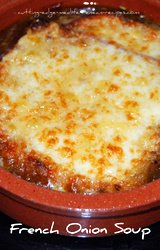 Mediterranean Diet Onion Soup Recipe