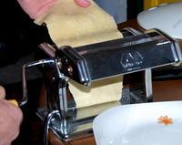 Into the Pasta Machine
