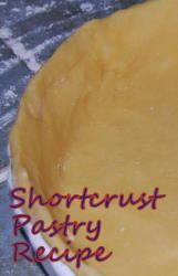 Superb Shortcrust Pastry