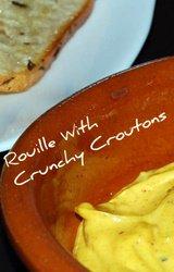 Mediterranean Diet Spicy Rouille Recipe