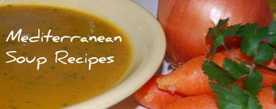 Mediterranean Soup Recipes