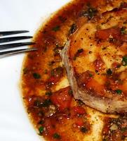 Swordfish Recipe with Tomato Salsa