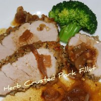 Marinated Pork Tenderloin - Pork Fillet Recipe