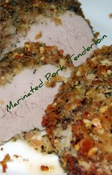 Mediterranean - Marinated Pork Tenderloin