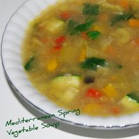 A Quick- Healthy - Vegetable Soup Recipe