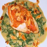 Chicken with Spinach Recipe