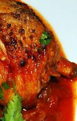 Tender Spanish Chicken