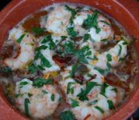 Great Shrimp Recipe - Gambas Pil Pil