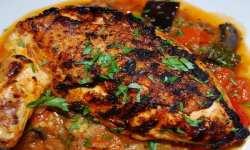 Grilled Chicken - Pollo Adobado a la Brasa
